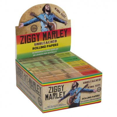 Ziggy Marley Organic Hemp Rolling Papers – King Size