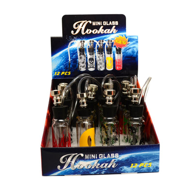 Mini Hookah 12 Display