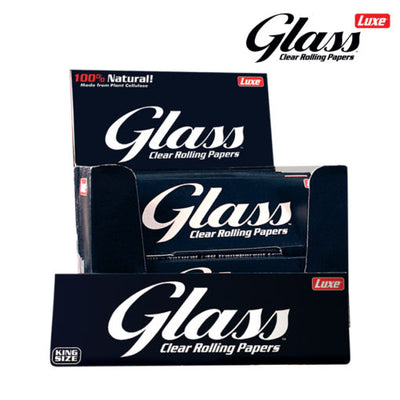 GLASS LUXE CELLULOSE PAPERS KS