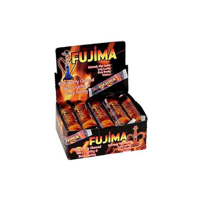 Fujima Charcoal 33mm medium 1 display pack