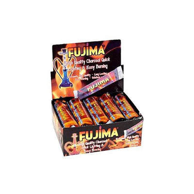 Fujima Charcoal 40mm large 1 display pack