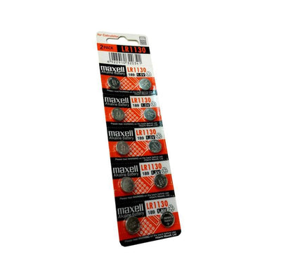 Maxell LR1130 1 Card (10 pcs)