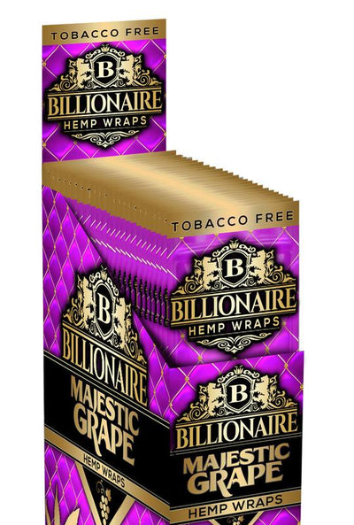 Billionaire Hemp Wraps