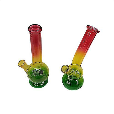 Glass Pipe Series Colored 7inch