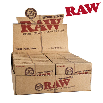 RAW HYDROSTONE Box of 20pcs