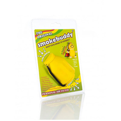 Smokebuddy Original Yellow