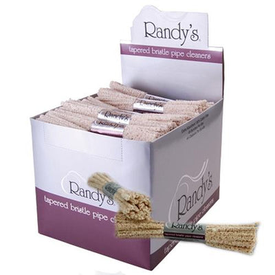 Randys Tapered Bristle Pipe Cleaners display of 48 bundles