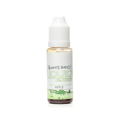 White Rhino E-Juice 15ml Bottle