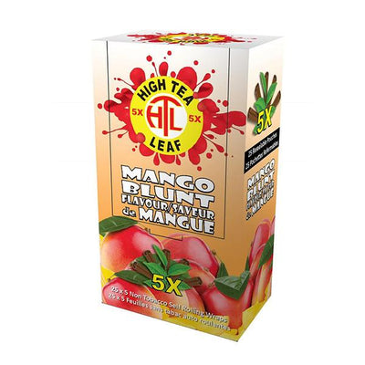 High Tea Leaf 30-Pack Box - Mango