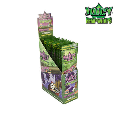 Juicy Hemp Wraps Grape