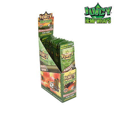 Juicy Hemp Wraps Mango