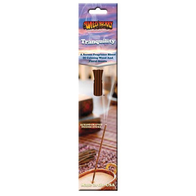 Wildberry Incense Tranquility Package 15 sticks