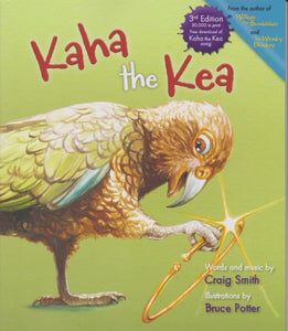 Kaha the Kea