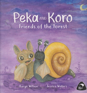 Peka and Koro: Friends of the Forest