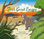 Jin's Great Escape by Maria Artho