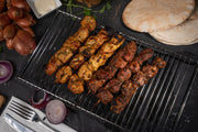 BBQ Starter Box (Burgers, Chicken Kebabs, Sausages & Chicken Legs Selection)