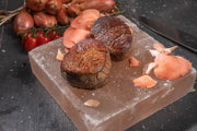Steaks, Chops N Chicken Meat Box (Fillet & Sirloin Steak, Lamb Chops & Kebabs and Chicken)