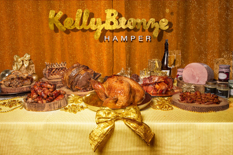 KellyBronze Hamper