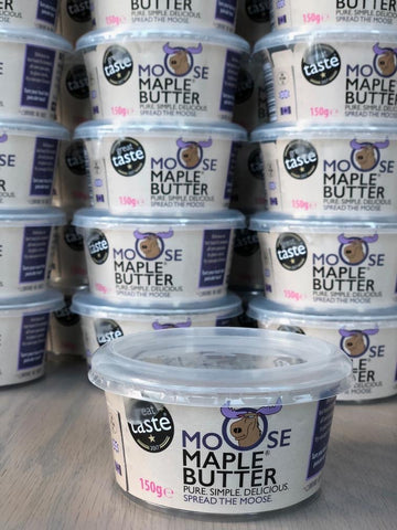 Maple Moose Butter
