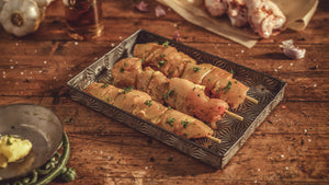 Chicken Breast Fillet Kebabs