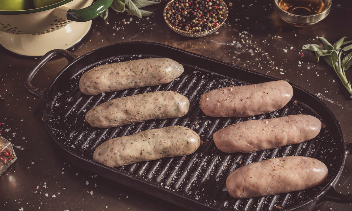 Traditional English Sausages
