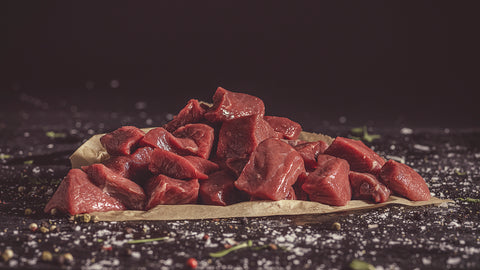 Hand Diced Beef