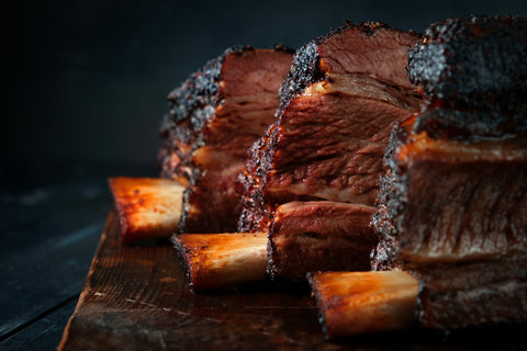 Beef Short Rib Jacobs Ladder