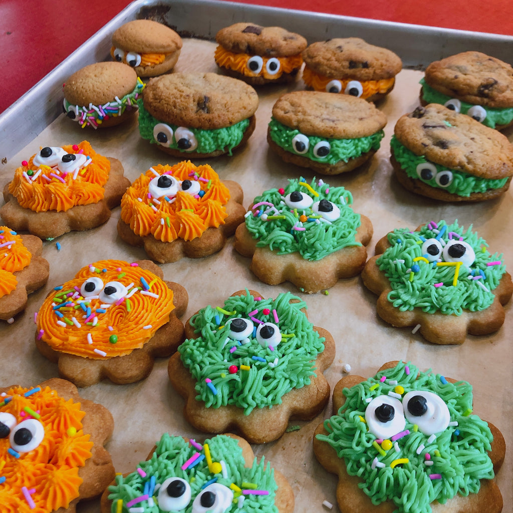 Fun House S2, Ep 10... Cookie Monsters for Halloween!