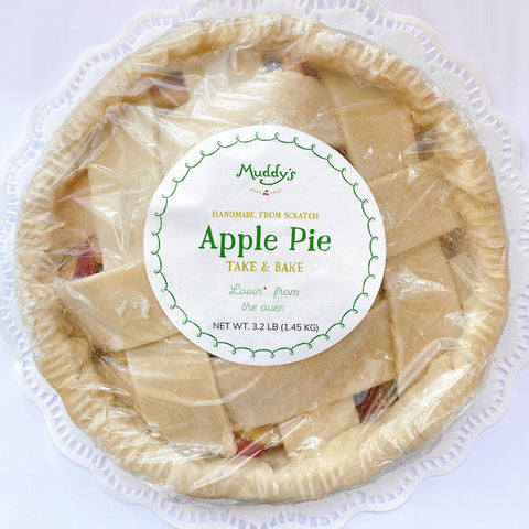 Take & Bake: Johnny Appleseed Pie