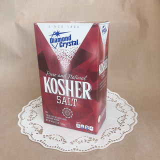 Diamond Crystal Kosher Salt