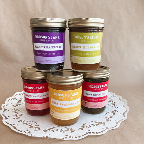 Dodson's Farm Jams & Jellies