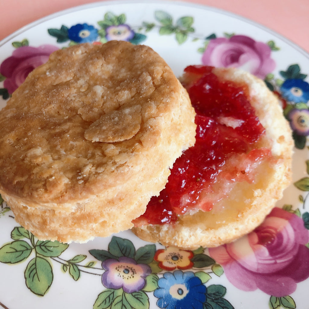 Take & Bake: Buttermilk Biscuits