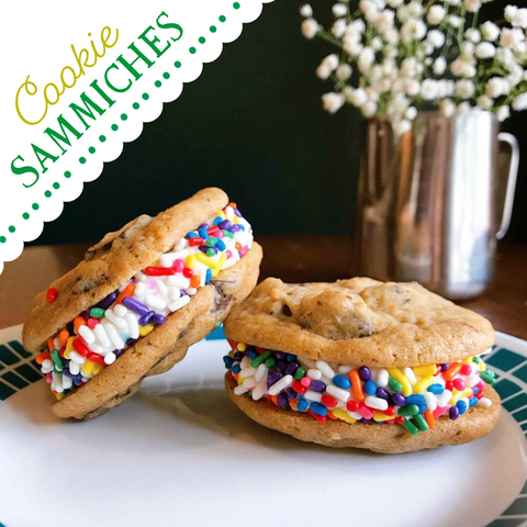 Bake-a-long Virtual Class: Cookie Sammiches