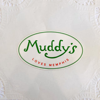 Muddy's Stickers & Swag