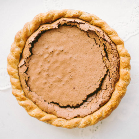 Cocoa Chanel Pie