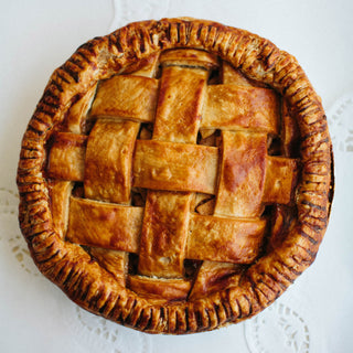 Johnny Appleseed Pie