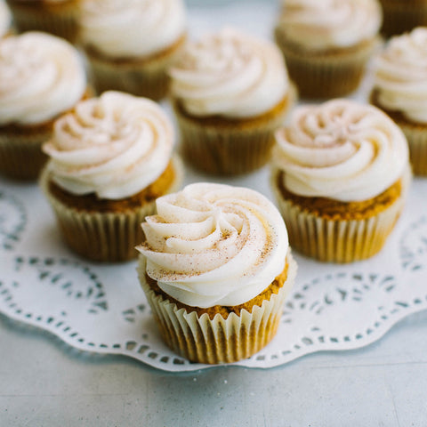 Pumpkin Delight Cupcakes