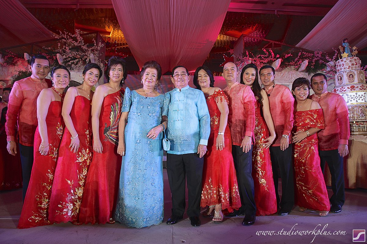 Gangnam AVP | Violeta Katigbak Ong celebrated her 70th Birthday