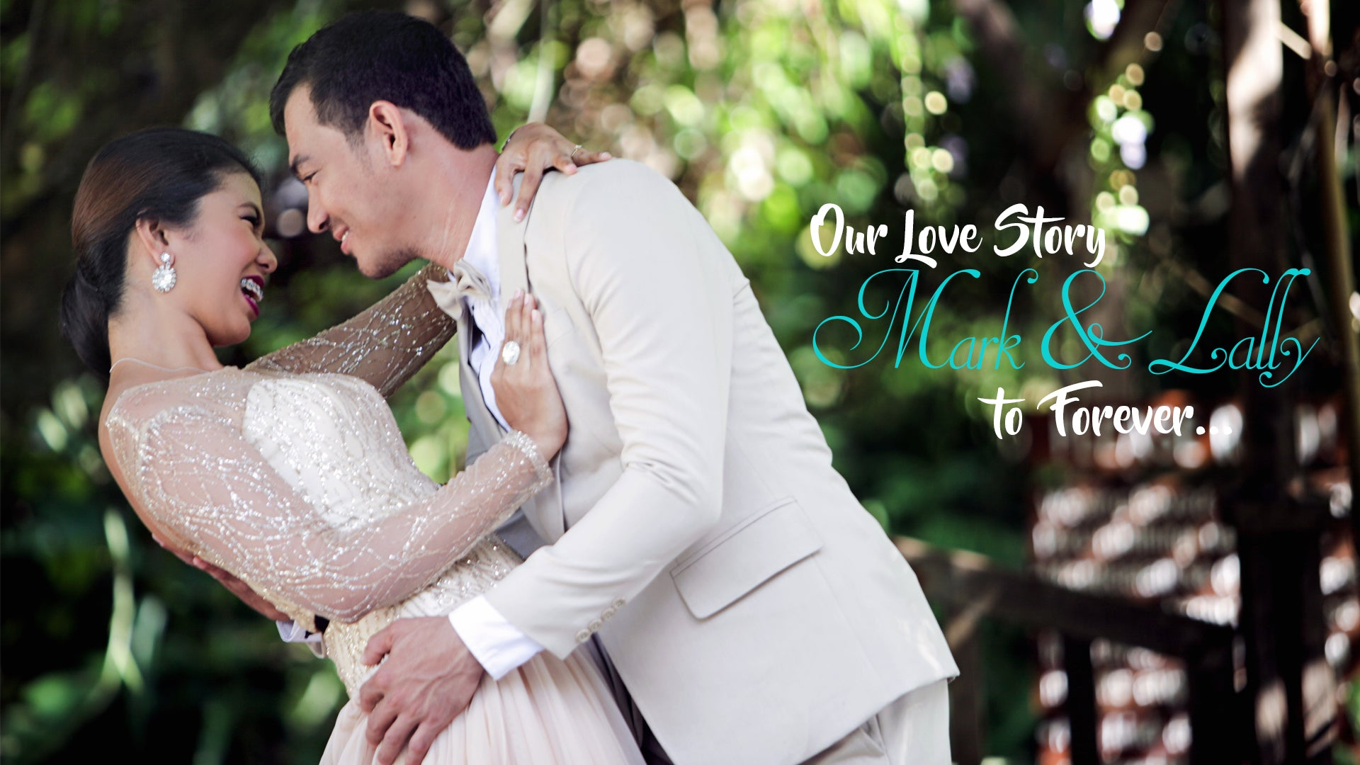 Mark & Lally | Love Story AVP