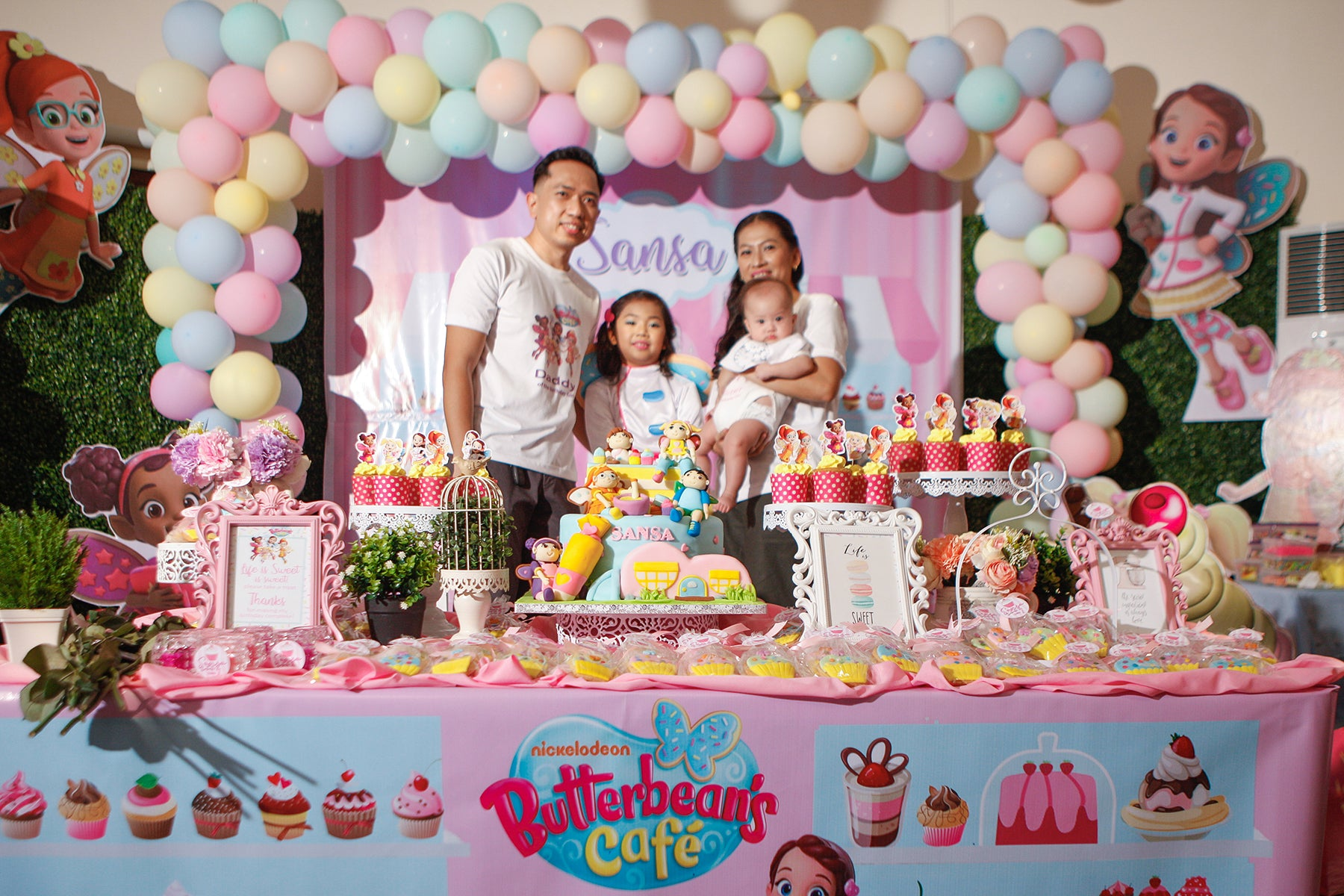 Sansa Isabelle 7th Birthday | Highlights