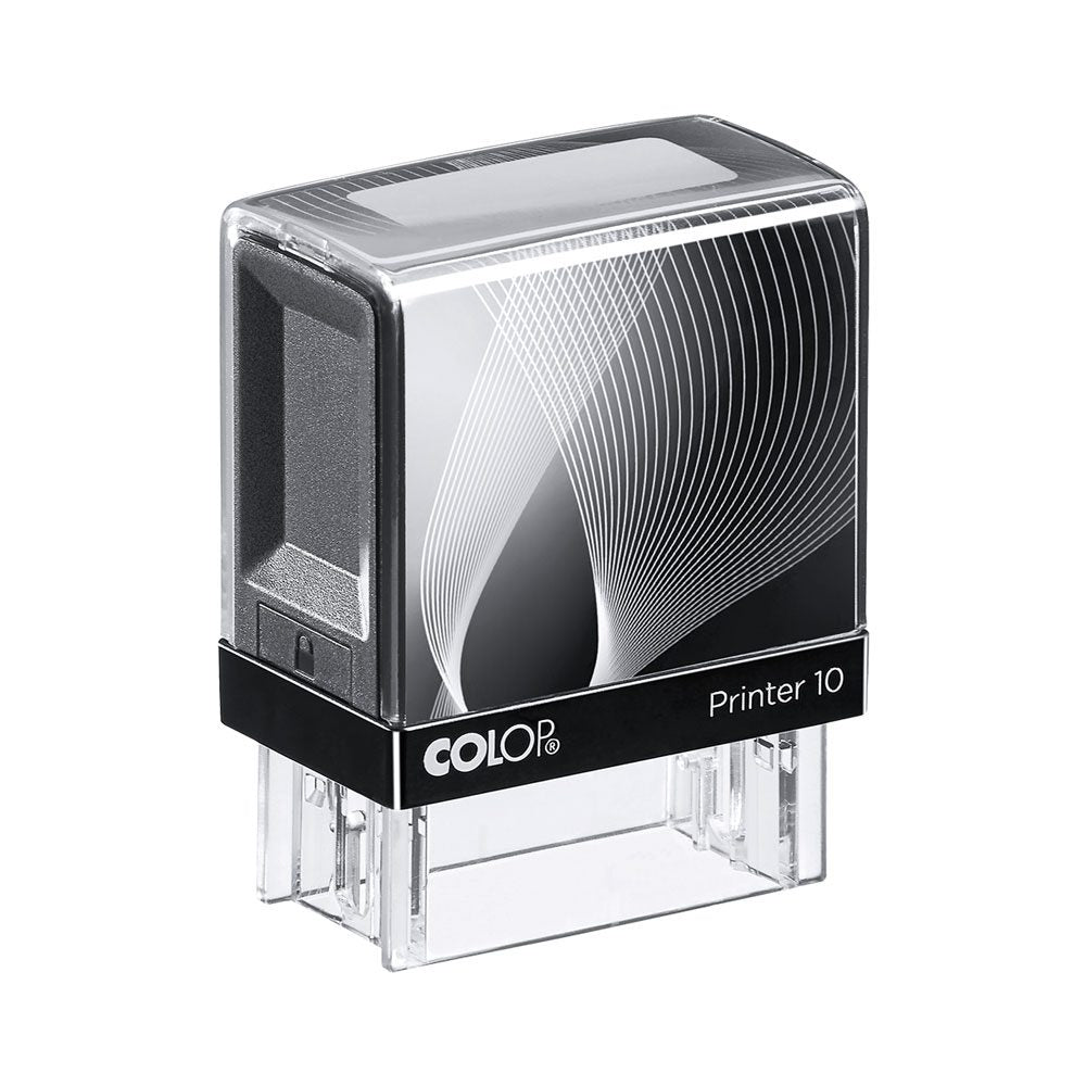 Colop 10 Self-Inking Rubber Stamp