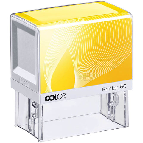 COLOP Printer 60 Self-Inking Rubber Stamp