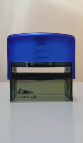 Shiny S-825 Shiny Printer Self Inking Stamp
