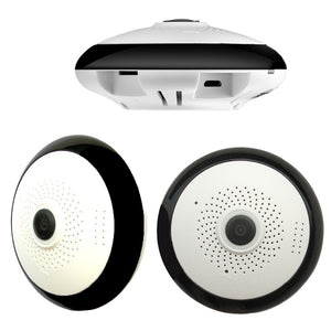 DAYTECH Panoramic IP Camera Wireless WiFi 360 view Mini Surveillance