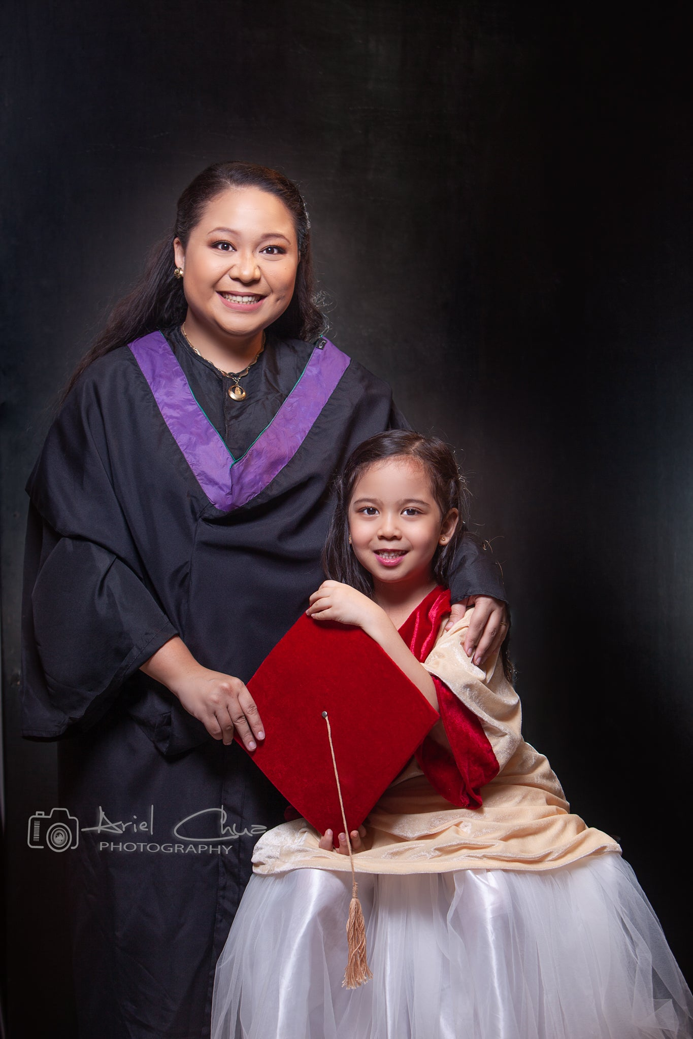 Graduation Studio Portraiture