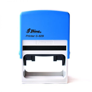 S-829 Shiny Self-Inking Stamp