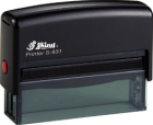 Shiny S-831  Self-Inking Rubber Stamp