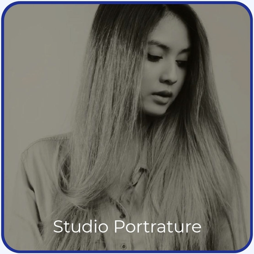 Studio Portraiture | Out of Town Package
