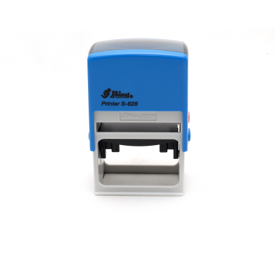 Shiny S-828 Plate  Printer Self Inking Stamp