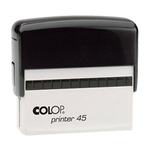 COLOP Printer 45  Self-Inking Rubber Stamp